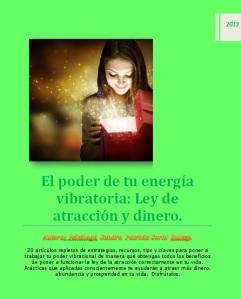 el poder de tu energia V. lda y dinero